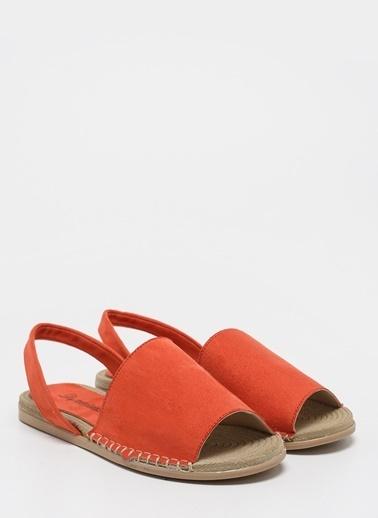 D by Divarese Sandalet Kırmızı